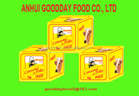 4g*25cubes*80bags halal Muslim beef cooking cube