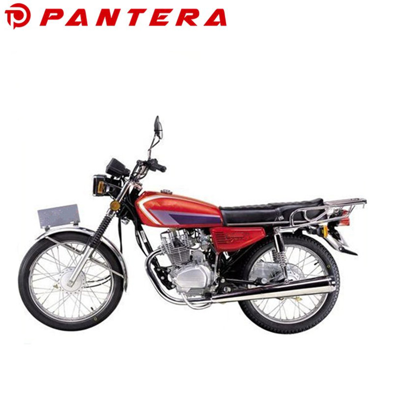 Chinese Low Price 4-Stroke Single Cylinder Motorcycle 125cc Pit Bike
