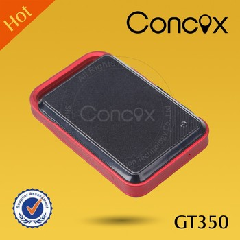 Concox New product 90 days standby gps tracker GT350