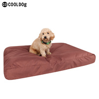 Large raised puppy orthopedic dog beds soft for dog grooming supplies