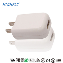 5V 1A US EU Plug Home USB AC Power Adapter Wall Charger For All Mobile Phone