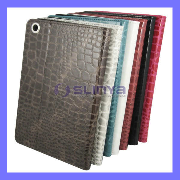 Pouch Bag Shockproof Smart Fold Leather Skin For Mini iPad Case