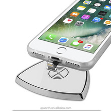 Factory supplier Qi wireless charger cell phone Charging station for Galaxy S8 Best price of china samsung mobile