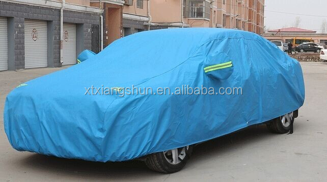 2016 Newest inflatable hail proof car cover
