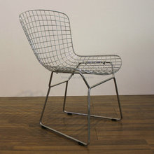 Relax Bertoia chair stainless steel bertoia chair wire chair