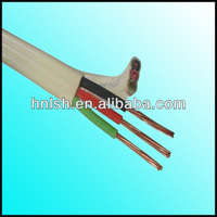 Aluminum/Copper conductor PVC Insulated Outdoor Electrical Wire