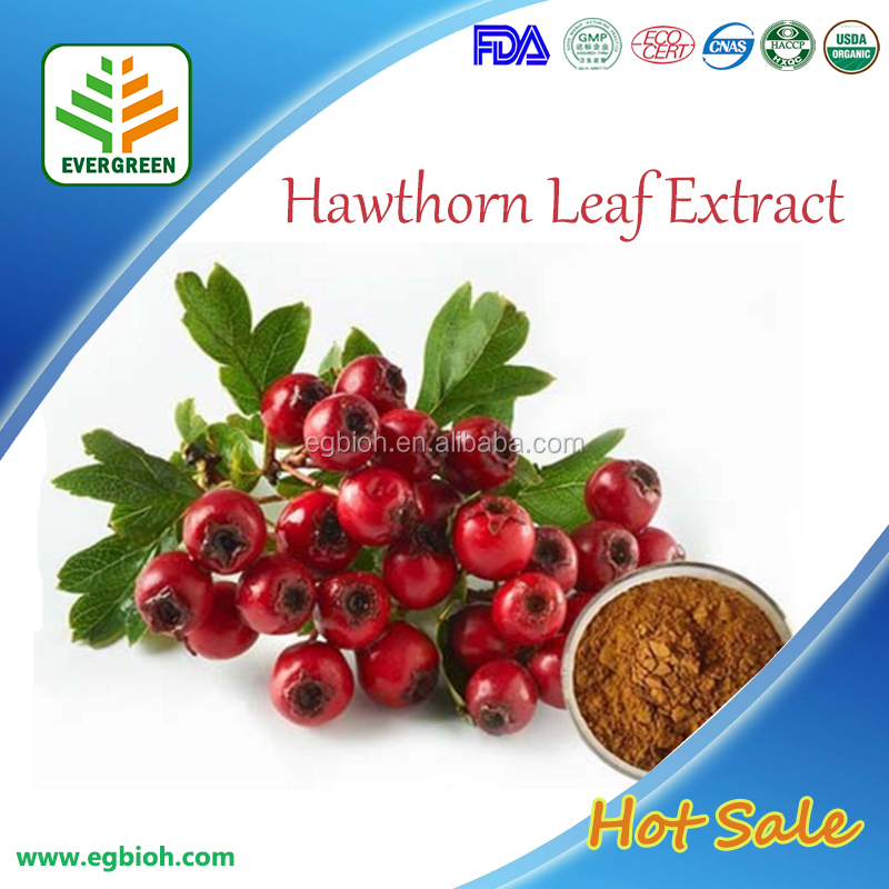 Pure Fresh Hawthorn Berry/Leaf Extract