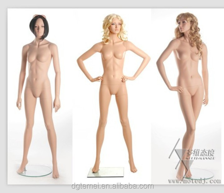 Polystyrene Full Body Mannequins, Eco-friendly Mannequins