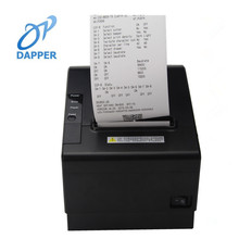 thermal pos printer/ 80mm thermal receipt printer/ 80mm thermal printer with auto-cutter RP801