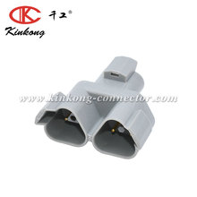 "3 WAY/ Position Amphenol AT Series RECEPTACLE MALE ""Y"" CONNECTOR Housings J1939 AT04-3P-RY01"
