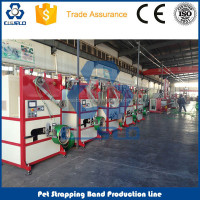 FULL AUTOMATIC PET PACKING STRAPS PRODUCTION LINE