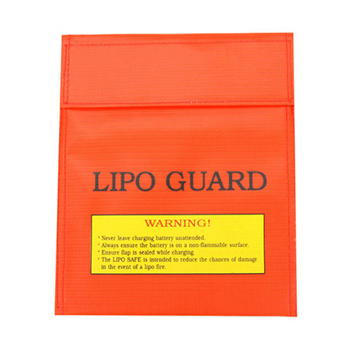 5 Size To Choose High Quality RC LiPo Battery Fireproof Safety Bag Safe Guard Charge Sack Lipo Guard Bag #82574 - #82578