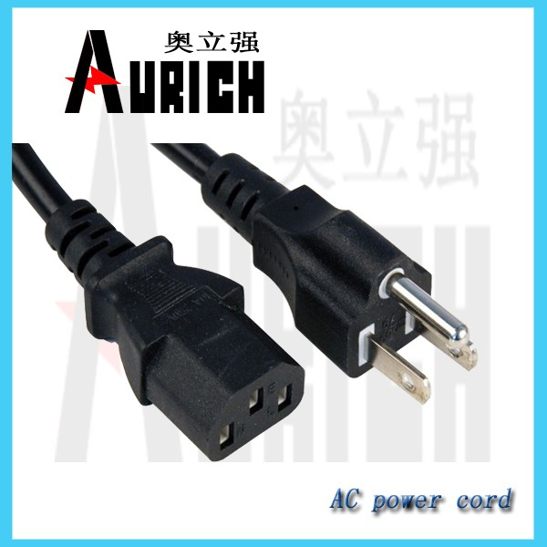 power cable hair straightener standard sizes 110v american plug