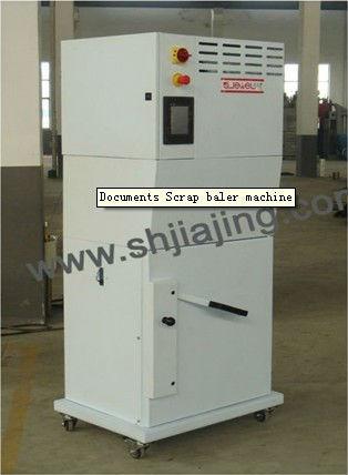 Factory direct sale waste paper baler machine