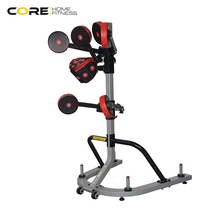 Superior factory sports fitness stand boxing trainer machine