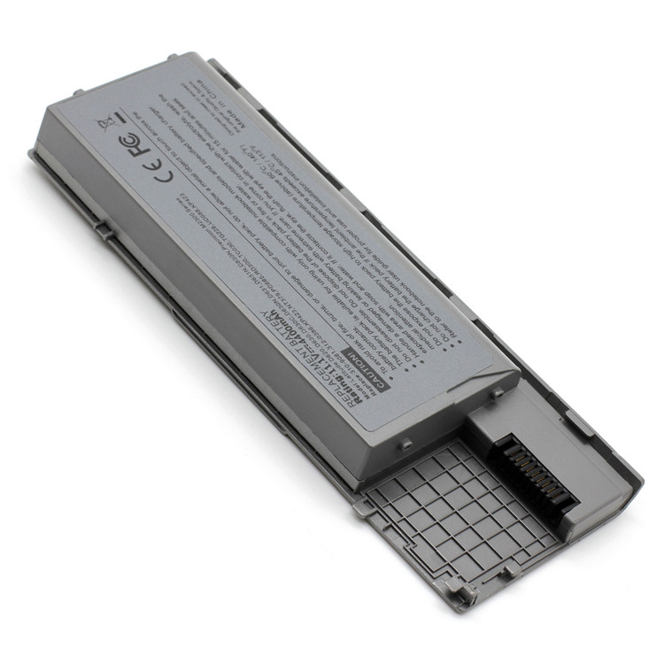 Batterie pour DELL LATITUDE D630 11.1V 4400mAh Li-ion