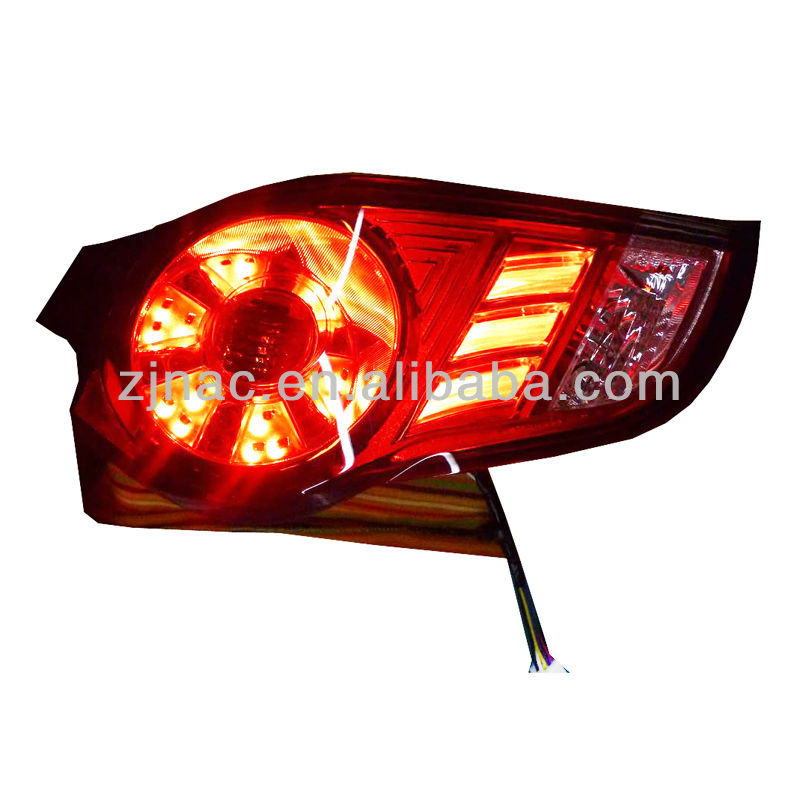 LED Tail light/Tail Lamp Assembly for Chevrolet Spark 2010/2011/2012