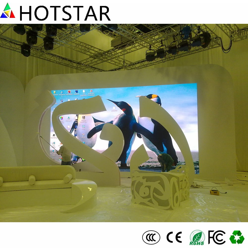 High Definition LED display PH1.25 PH2.5 PH3.91