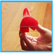 Fashion New Design Heart Shape Silicone Door Stop