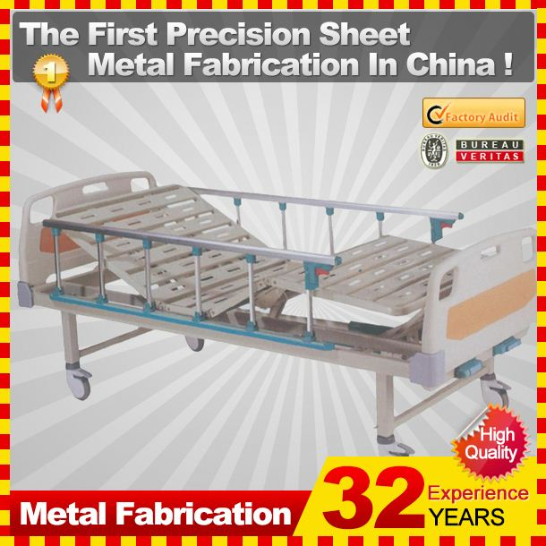 2014 Professional OEM hill rom hospital bed with Good Quality ISO9001:2008