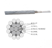 Optical Fiber Composite Overhead 24Core Ground Wire OPGW cable