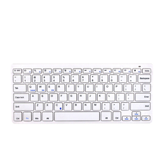 New style portable ABS Slim Bluetooth Wireless Keyboard for Apple iPad Air