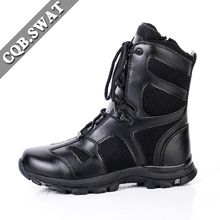 CQB.SWAT Black Delta Force Combat Boots Military Jungle Boots