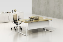 Modern and modular economic executive office table(FIT-series)