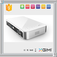 3d mini wifi home theater projecor built-in dvd player for home video proyector