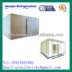 Cold Room With Refrigeration Unit fish preservation equipment
