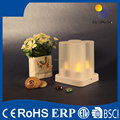 China shanhuang supplier LED Rechargeable Candle for sale