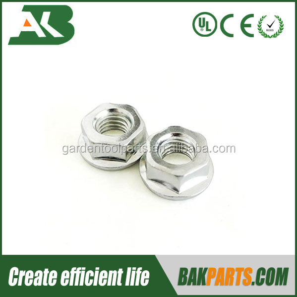 Gasoline Chain Saw Spare Parts Screw Nut MS 070 090 Chainsaw for Garden Tools