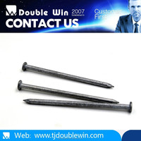 Steel metals parts nail wire, common iron nail