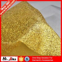 hi-ana fabric1 More 6 Years no complaint Good Price glitter chiffon fabric