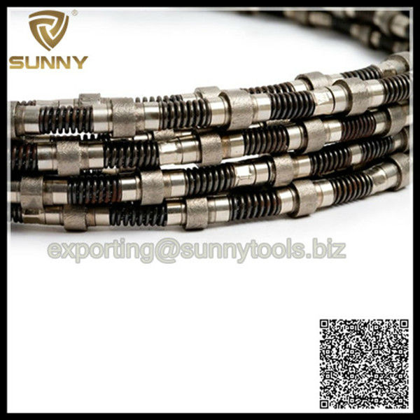 Super Diamond Element Six Spring Wire for Marble Cutting