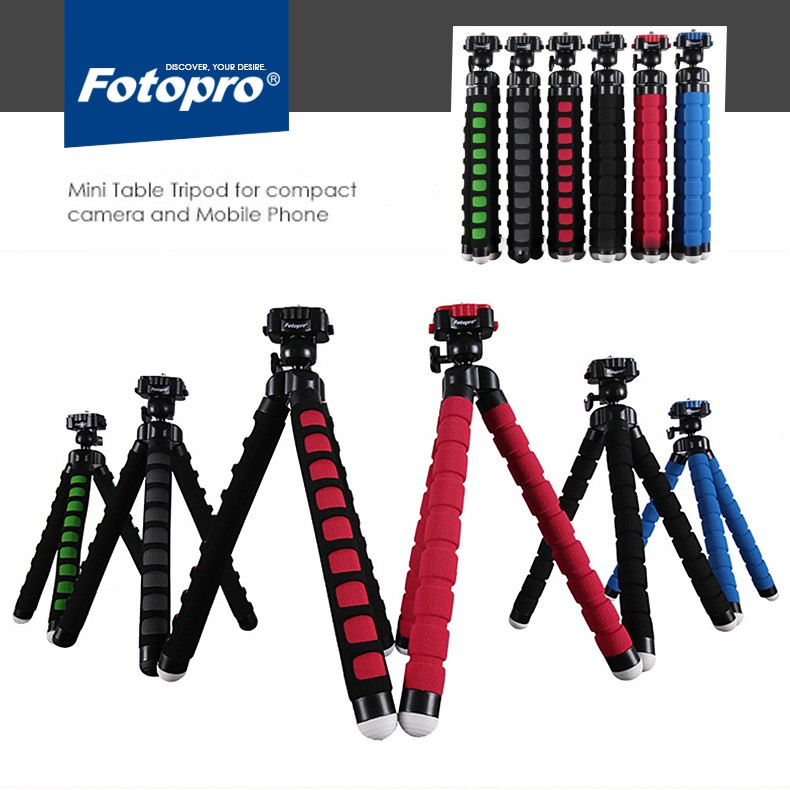 Factory Price Fast Delivery Mini Cameravideo Selfie Fancier Table Tripod