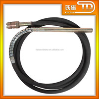Top quality Concrete Vibrator Shaft,rotating shaft vibrator,electric concrete vibrator