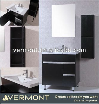 2017 latest design MDF bathroom cabinet