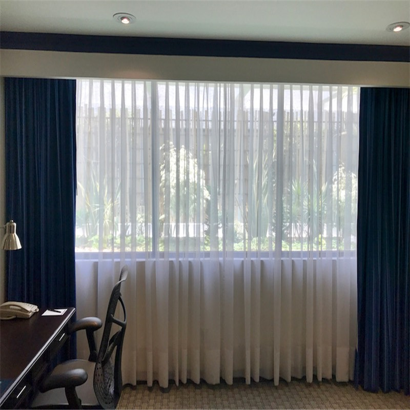 Luxury European Style Window Hotel Drapes Curtains