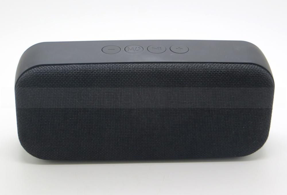 Cloth Art Rectangle Wireless Bluetooth Speaker