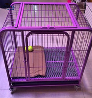 Large Cage Pet Cat Kennel Metal Dog Playpens for outdoor Puppy runs