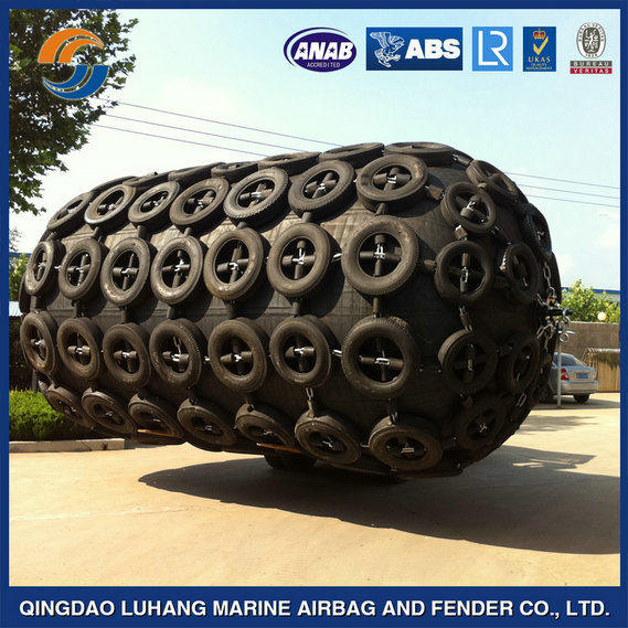 Pneumatic Rubber Marine Fender