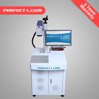 Fiber portable laser engraving marking machine price for metal plastic ring jewelry watch