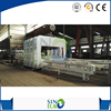 wood machine hot press/ laminate press machine/ hot press melamine laminating machine