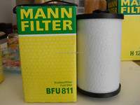 Diesel Engine Fuel Filter Element BFU811 for MANN