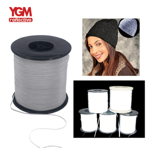 Wholesale Custom Clear High Luster'S Reflective Yarn