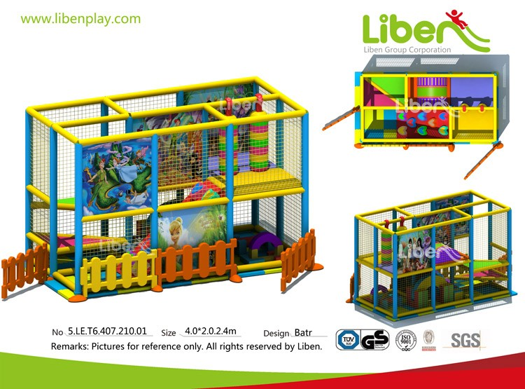 ASTM certified popular use factory price integrated indoor amusement playground