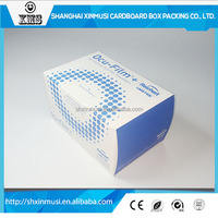 Customized Color Packaging Box With Matt Lamination Printing