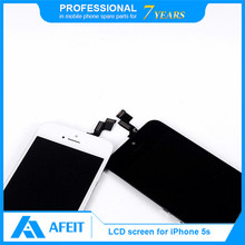 Best selling display for iphone 5s lcd screen, mobile phone LCD