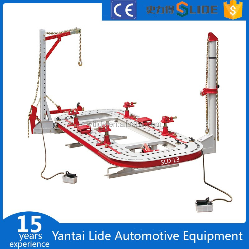 YANTAI Manufacturer SLD-L3 dent puller/car body kits/car body repair machine